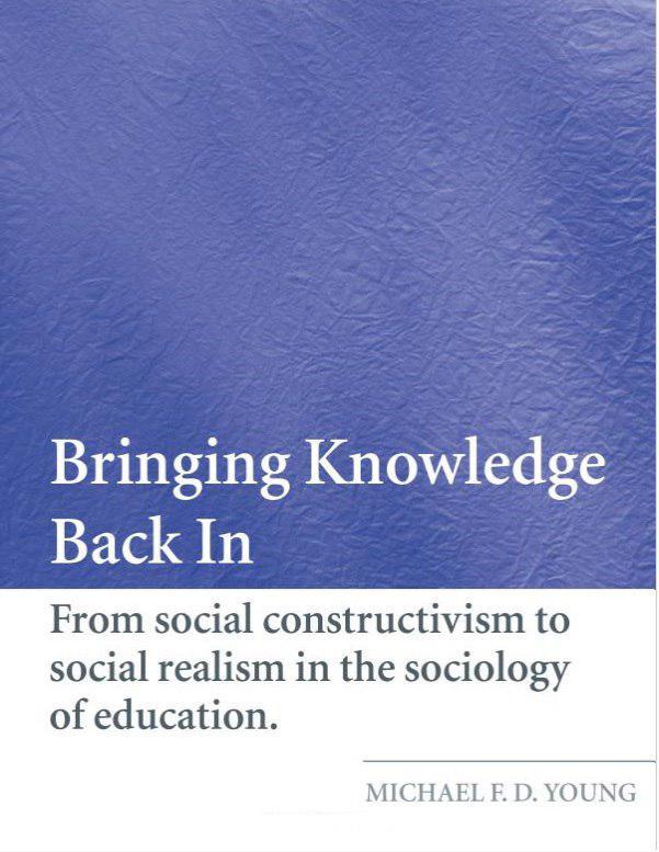 بازگرداندن دانش به صحنه