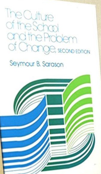 فرهنگ مدرسه و مسئله تغییر