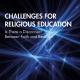 چالش های تربیت دینی: آیا انقطاعی بین ایمان و عقل وجود دارد؟ (پرینگ، 2020)