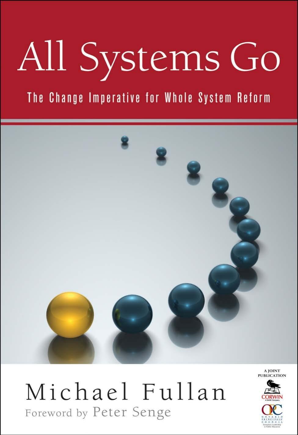 بازخوانی کتاب: سیستمها موفق میشوند: تغییر حیاتی برای اصلاح فراگیر در سیستم (فولن، ۲۰۲۰)