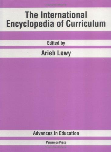 دانشنامه بین المللی برنامه درسی (لوئی، ۱۹۹۱)