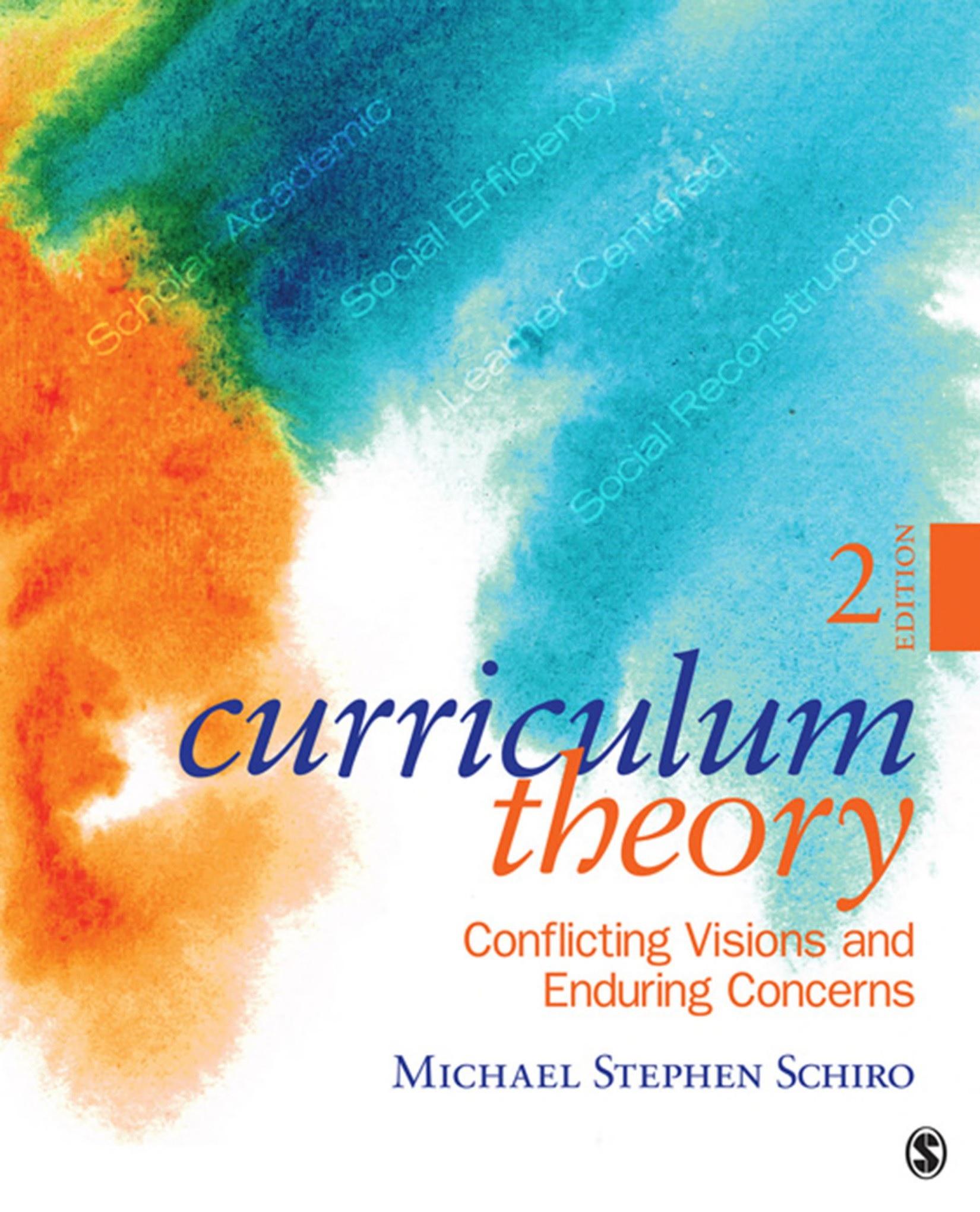 نظریه های برنامه درسی (اسکایرو، ۲۰۱۳)